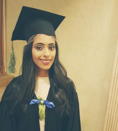 Graduation Master Degree